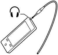 collegamento jack del kit micro auricolare al telefono